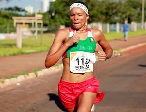 atletismo Edielza Santos