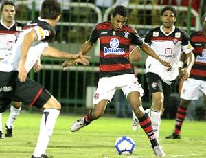 kleberson Flamengo x Vitória