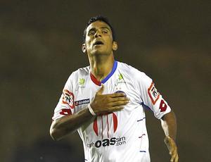 Mendes gol Bahia