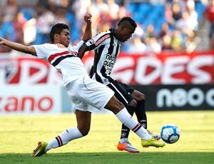 Maicosuel Botafogo x São Paulo