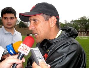 Silas, entrevista Flamengo