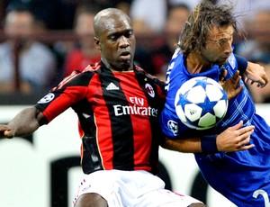 Seedorf, Milan (Foto: AFP)