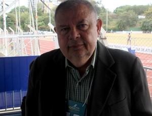 Roberto Gesta de Melo, presidente CBAt (Foto: João Gabriel / Globoesporte.com)