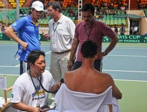 Thomaz Bellucci tênis Copa Davis Índia