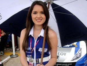 gatas Stock Car Camila Greggo