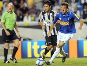 árbitro Heber Roberto Lopes Botafogo x Cruzeiro