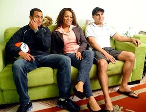Lucas São Paulo família
