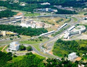 Stock Car Circuito Salvador (Foto: Duda Bairros)