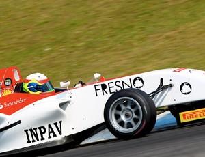 Fórmula Futuro: Johilton Pavlak acelera em Interlagos