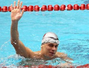 Cielo eleva o nome da natação do Flamengo no José Finkel
