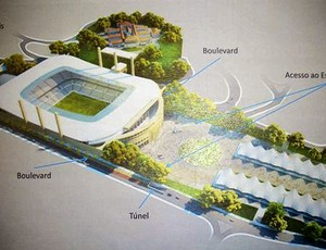 projeto Pacaembu Copa do Mundo