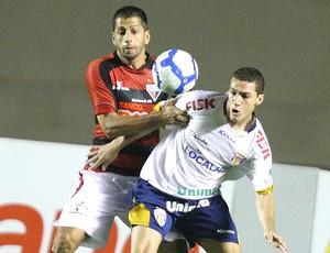 Victor Ferraz Atlético-GO Wesley Prudente