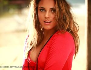 Nathalia - Musa do Flamengo