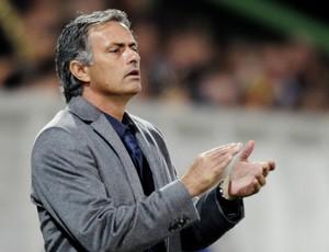 Mourinho Liga dos Capeões (Foto: AFP)