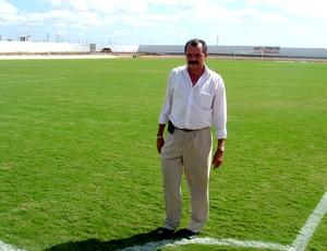 messi goianinha_RN presidente no estádio da cidade