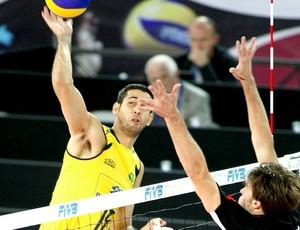 mundial vôlei dante brasil alemanha