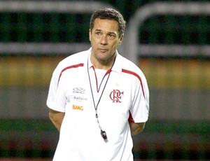 Vanderlei Luxemburgo treino Flamengo 06/10