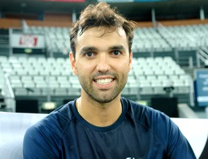Líbero Mário Jr. diz que curte tensão antes do jogo no Mundial de Vôlei