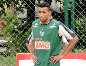 Serginho no treino do Atlético-MG (Foto: Globoesporte.com)