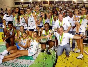 Catanduva na final do Nacional 2009