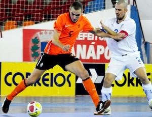 Grand Prix de Futsal: Itália derrota a Holanda