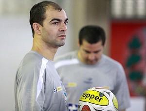 Wilde, jogador da Seleção Brasileira de futsal (Foto: Beto Costa / CBFS)