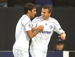 Raul Schmitz gol Schalke