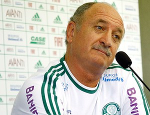 Luis Felipe Scolari Felipão Palmeiras