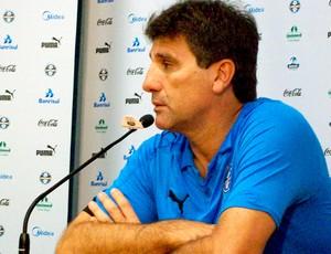 Renato Gaucho Grêmio coletiva