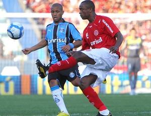 Kleber Internacional x Grêmio (Foto: Jefferson Bernardes / VIPCOMM)