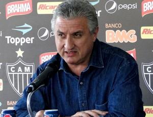 Eduardo Maluf - diretor de futebol do Atlético-mg