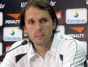 Jadson Viera zagueiro Vasco (Foto: Fred Huber / Globoesporte.com)