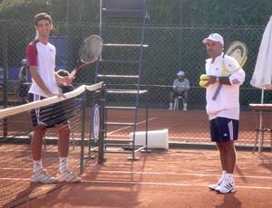 Larri Passos Thomaz Bellucci Challenger São Paulo tênis