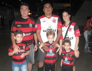 torcedores Flamengo Fortaleza