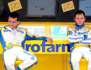 Stock Car: Ricardo Maurício e Max Wilson
