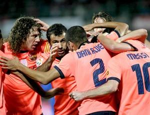 barcelona gol getafe