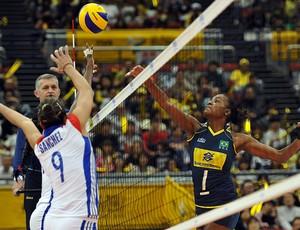Fabiana vôlei brasil cuba