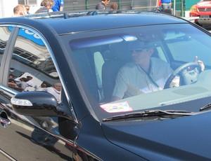 Motorista Jenson Button