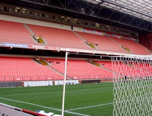 estádio Arena da Baixada Copa do Mundo (Foto: Márcio Iannaca / GLOBOESPORTE.COM)