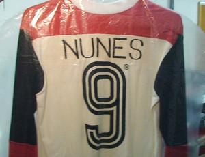 camisa nunes Museu Flamengo