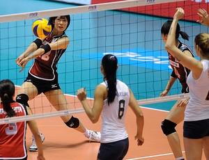 vôlei defesa japão brasil mundial