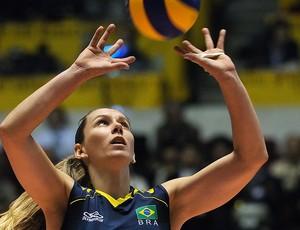 mundial vôlei  fabiola brasil mundial  (Foto: divulgação / FIVB)