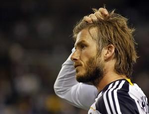 David Beckham lamenta derrota do Los Angeles Galaxy para o Dallas F.C.