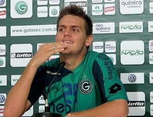 Rafael Toloi Goiás (Foto: Carolina Elustondo / Globoesporte.com)