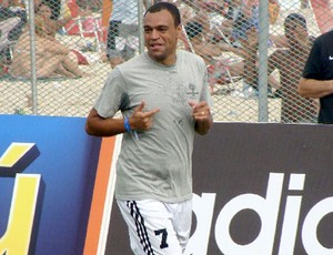 denilson no soccerex (Foto: Márcio Iannacca / Globoesporte.com)