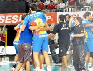 Vôlei Futuro de Araçatuba é campeão do Paulista em cima do Sesi