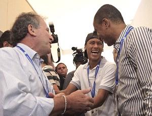 Zico Neymar Soccerex