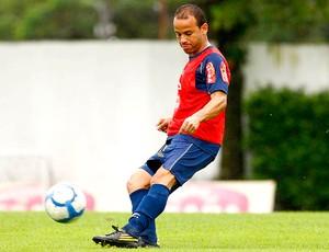 Léo jogador do Santos