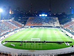Pacaembu Palmeiras x Goiás (Foto: Marcos Ribolli / Globoesporte.com)