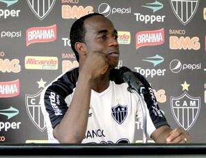Zé Luís zagueiro do Atlético-MG (Foto: Lucas Catta Prêta / Globoesporte.com)